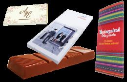 Barras de Chocolate Personalizadas