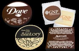 Láminas de Chocolate Personalizadas